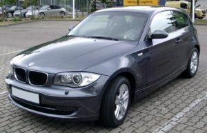Шум при включване на климатичната система – BMW 1 серия