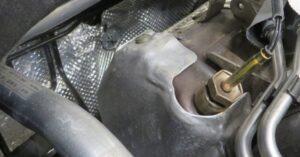 Проверка на сензора за температура на отработените газове