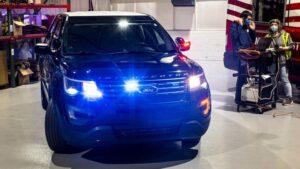 Актуализацията на софтуера на Ford позволява на полицейските автомобили да убиват коронавируса с топлина