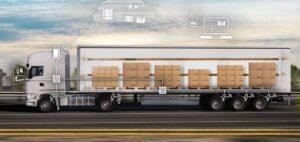 Continental разработва базирано на сензори цифрово наблюдение на товарите за камиони