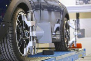 Основни елементи за подравняване на колелата