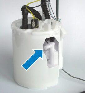 Промени в модула за подаване на гориво VAG 1.9/2.0 TDI