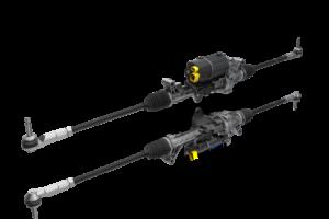 Двойно усилване на кормилното управление: ZF стартира следващото поколение AKC система за активно управление на задната ос в серийно производство
