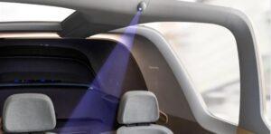 Системата на Yanfeng атакува COVID-19 вътре в автомобилите с UV светлина
