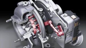 Светва предупредителната лампа за отработените газове на Audi A6