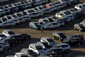 Продажби на нови автомобили в Европа по видове на използваното гориво