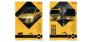 SWF чистачки от Valeo – нови каталози и нови продукти