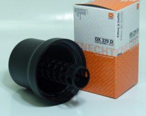 Указание за монтаж на филтърен елемент OX 379D на Mahle за двигатели 2.0 TFSI на VAG