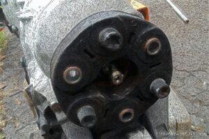Проблеми с гуменото каре на Mercedes