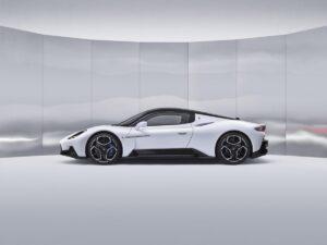 Maserati разчитат на технологията BILSTEIN DampTronic ® X в своя супер спортен автомобил
