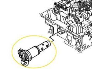 Светлината за управление на двигателя на BMW свети