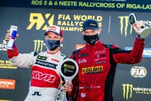 KYB Team JC е коронован за световен шампион по Раликрос за 2020