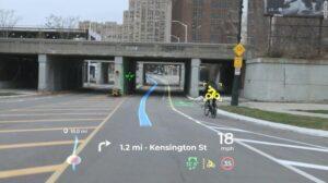 Дисплеят на Panasonic има за цел да промени начина, по който водачите виждат пътищата