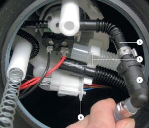 Модули в резервоара за гориво на Mercedes-Benz