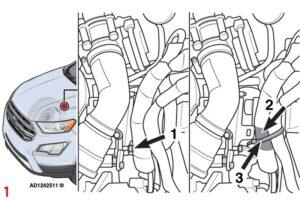 Прекъсване при работа на двигателя на Ford
