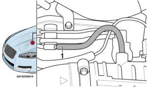 Jaguar XF: прекомерно количество дим от изпускателната система