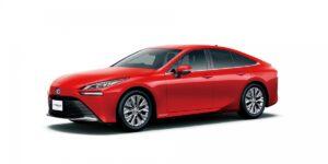 Toyota избира KYB за ексклузивен Mirai с водородно захранване