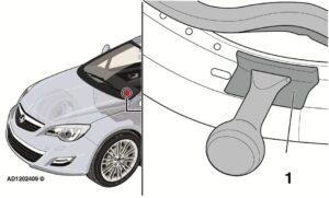 Opel Astra: шумове по време на движение в зоната на предната колона A