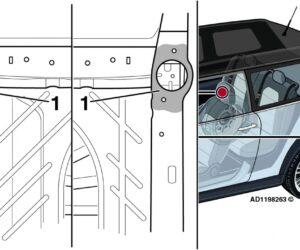MINI Clubman: Щракане в зоната на окачването на задните колела