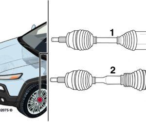 Jeep Cherokee: вибрации в автомобила по време на ускоряване