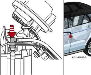 Range Rover Evoque: появяващи понякога проблеми със стартиране на двигателя